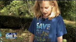 Snn6: 9 Year Old Donates Lemonade Stand Money To Save Edna The Dolphin