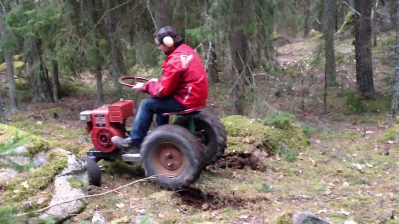 romping with my home made tractors   youtube