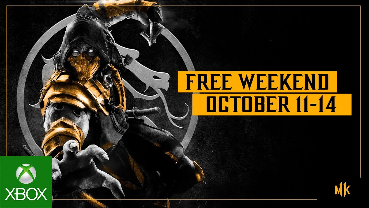 Mortal Kombat 11 – Free Weekend Trailer | Oct. 11-14