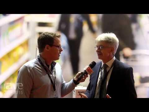 ISE 2015: Gary Kayye Speaks with Frank Frederiksen, Managing Director of Barix