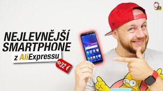 📱 Nejlevnější smartphone na AliExpressu?! | WRTECH [4K]