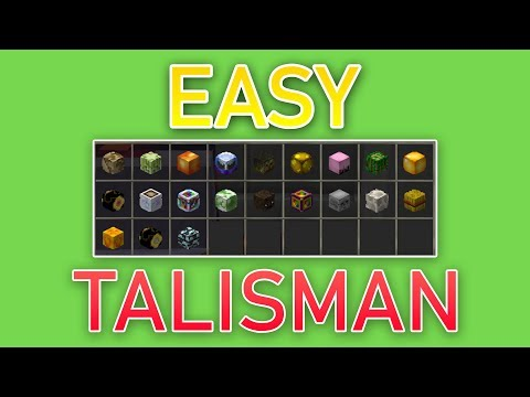How To Obtain EVERY TALISMAN In Hypixel Skyblock!