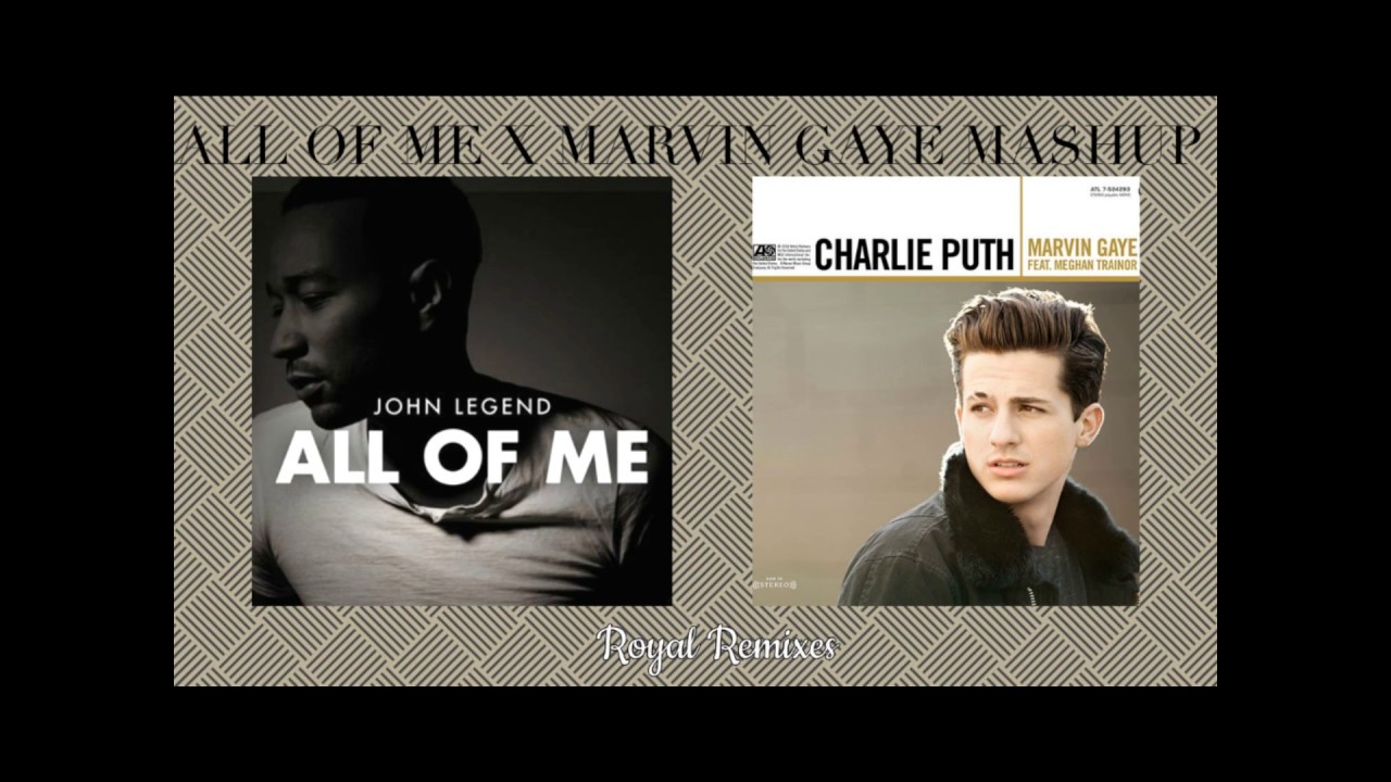 charlie puth marvin gaye album cover