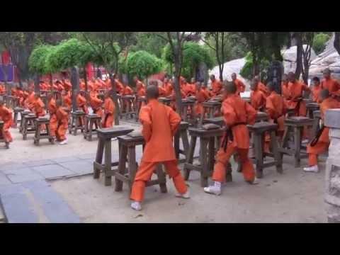 Fawang Temple trip (raw footage)