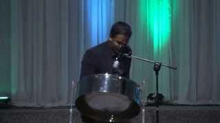 Israel Bachew Steel Pan Cover Positive-Mighty Healer