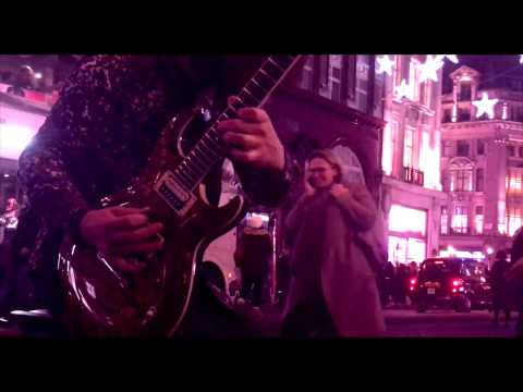 Miguel Montalban - Sweet Child O' Mine (GN'R Cover) Best Guitar solo