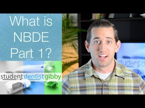 Dental Boards: What is NBDE Part 1?