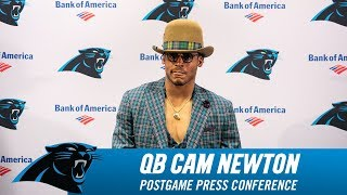 Cam Newton: I've just got to play better