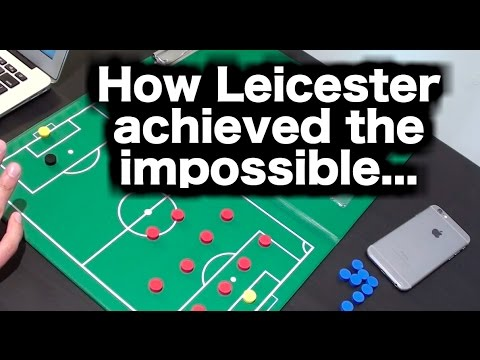 How did Leicester City FC win the league? Leicester City Football Club are Champions