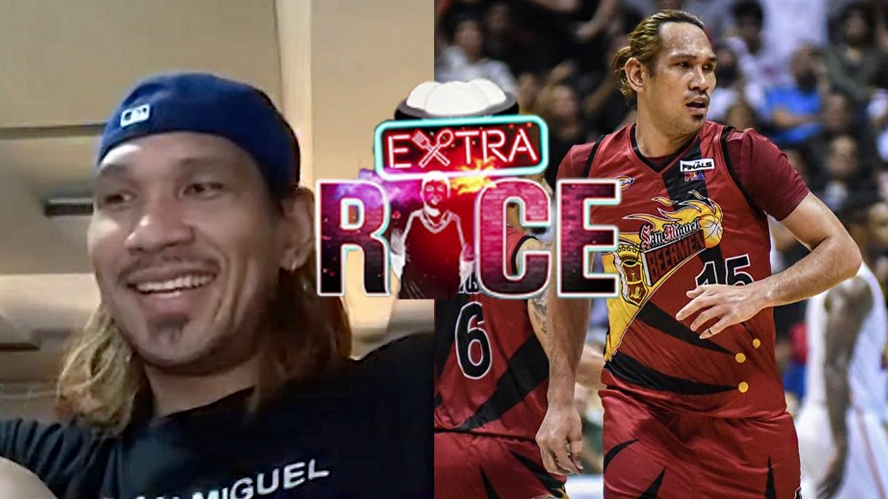 Download June Mar Fajardo Promises To Be A Three-point God After Injury | Extra Rice on The Score