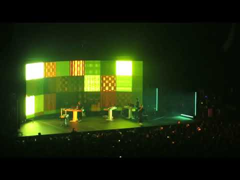 Thom yorke - ANIMA tour 2019 ( 26/9/2019 Place Bell - Montreal )