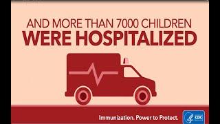 Chickenpox - #VaccinesByTheNumbers