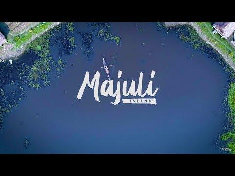 Majuli Island | Assam | Travel Video | Drone Footage Shot On Dji Mavic Air |