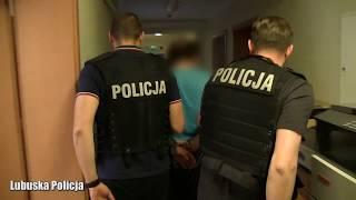 Podpalacz w rękach gorzowskich policjantów. Spowodował straty na ponad 200 tysięcy złotych