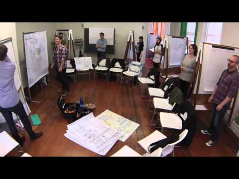 You can draw - Time lapse video of the Bikablo® visual facilitation fundamentals training