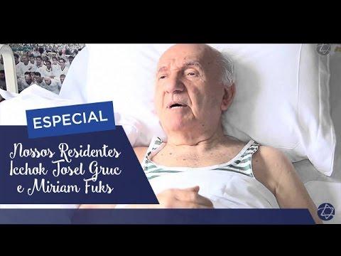 Especial: Nossos Residentes - Icchok Josel Gruc e Miriam Fuks
