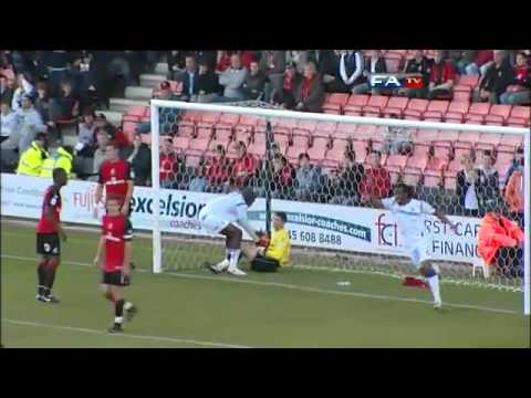 AFC Bournemouth 5-3 Tranmere - The FA Cup 1st Round - 06/11/10