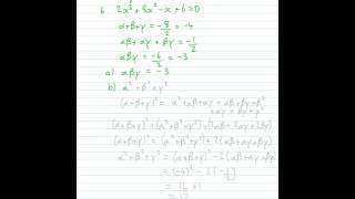Maths in Focus Prelim Extension 1 Challenge Exercise 12 q6