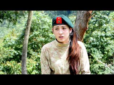 Tania: Albania Tolima, 27 años. 10 en las Farc
