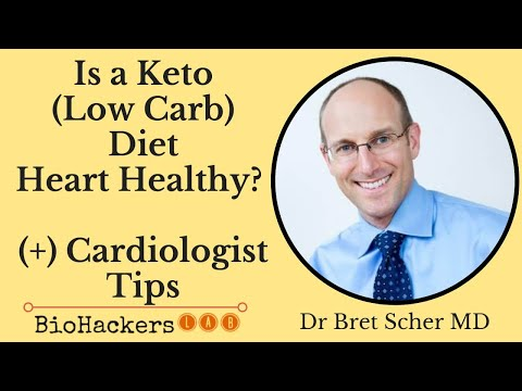 Is a Ketogenic (Low Carb) Diet Heart Healthy? • Dr Bret Scher