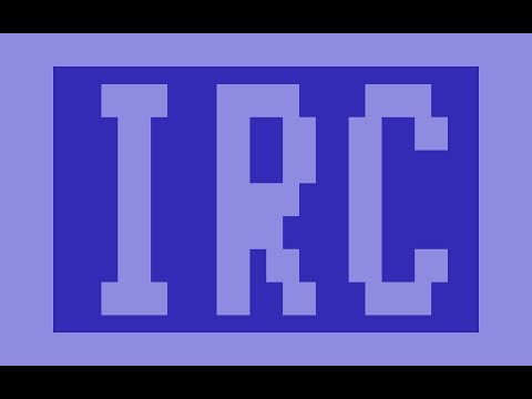 Chat Over IRC On Your C64 With EasyFlash3 IRC