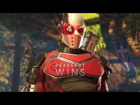 Injustice 2 Ranked: Deadshot