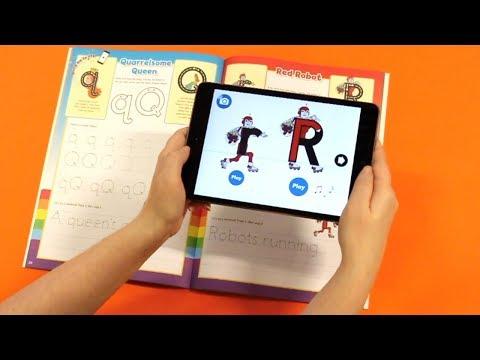 Letterland Interactive Handwriting
