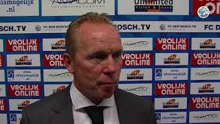 FC DEN BOSCH TV: Nabeschouwing FC DEN BOSCH - Jong AZ