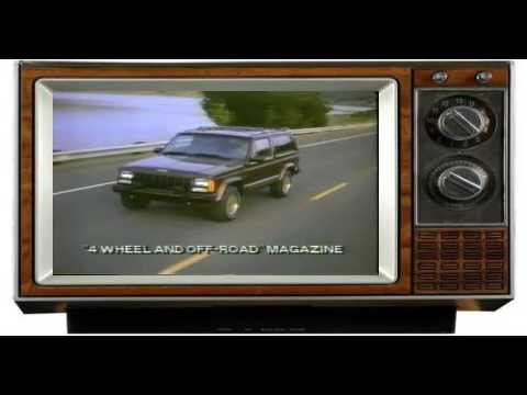 Jeep Eagle 80s Car Commercial