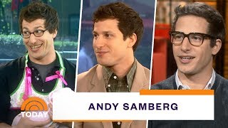 Andy Samberg's Best Moments On TODAY | TODAY Original