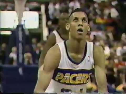 Reggie vs Jordan: 1989-90 Bulls @ Pacers