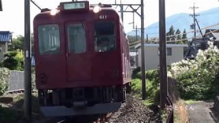 養老鉄道 2018/10撮影 その1