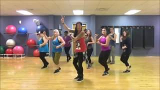Zumba® with LO - *No Woman No Cry /Salsa Version*