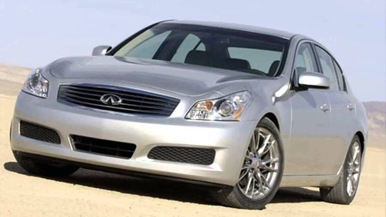 2007 infiniti g35 sedan youtube 2007 infiniti g35 sedan vanachro Gallery
