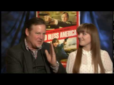 God Bless America Interview with Joel Murray and Tara Lynne Barr