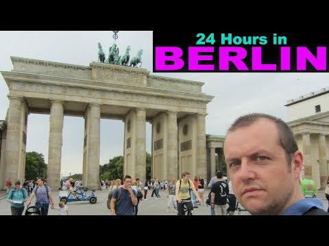 A Tourist's Guide to Berlin, Germany - in the old East Berlin mainly