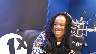 Nao talks to 1Xtra about Glastonbury and being selfish with her debut album