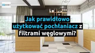 Jak prawidłowo użytkować pochłaniacz z filtrami węglowymi? | Okapykuchenne.pl