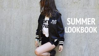 Summer Lookbook