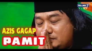 Gambar cover Sedih, Azis Gagap PAMIT Sementara Dari OVJ | OPERA VAN JAVA (31/03/20) Part 4