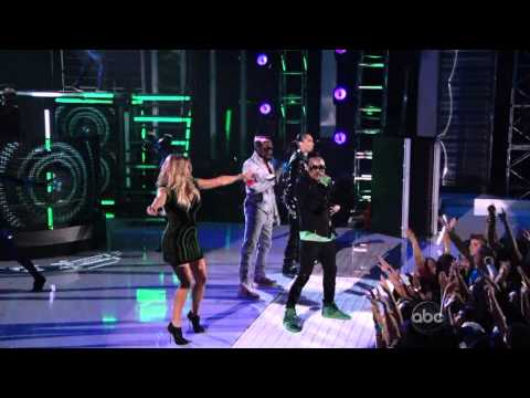 The Black Eyed Peas - Just can't get enough - Billboard2011 - HD720 - |HD13|