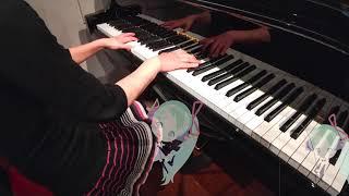 太陽系デスコ/ナユタン星人 ピアノ  弾いてみました