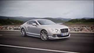 Bentley Continental GT Speed 2015 Videos