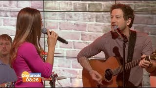 Matt Cardle & Melanie C - Loving You - Live on Daybreak (HD)