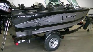 2016 Lund 1775 Crossover XS www.bees-sports.com