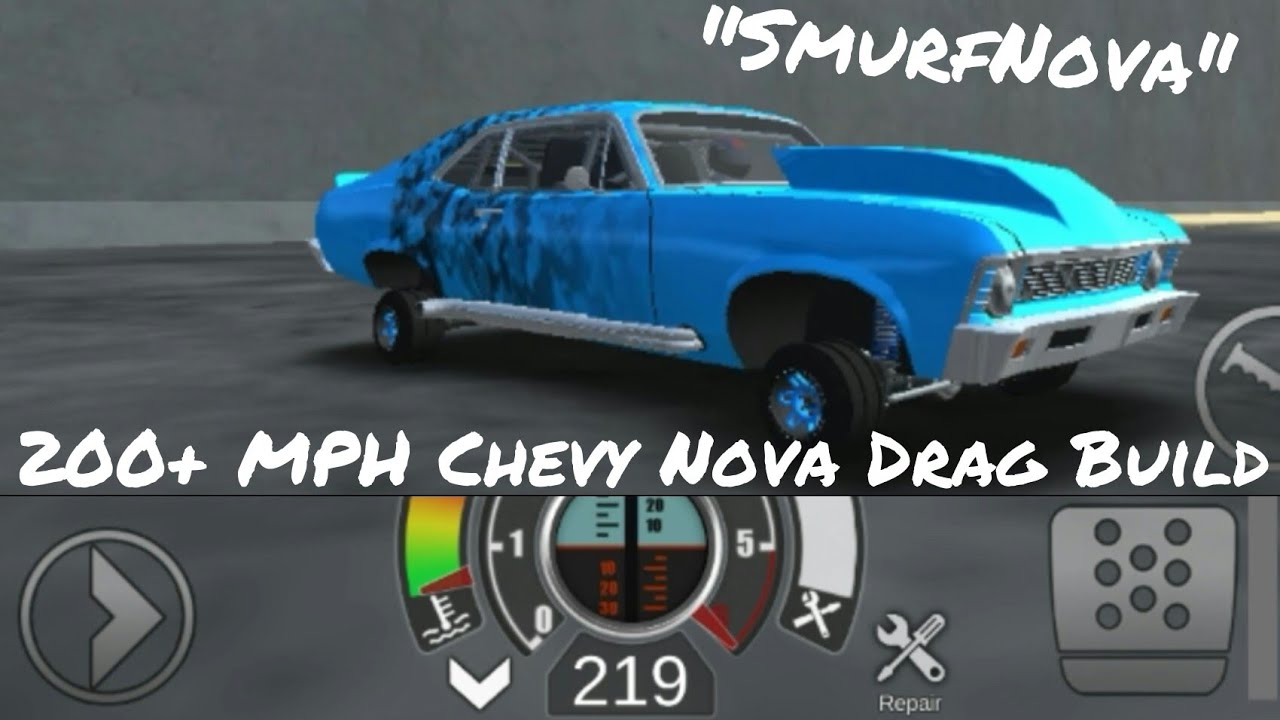 Offroad Outlaws 200 Mph Chevy Nova Drag Build Full Tune