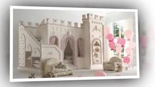 Кровать-замок фото / Подростковая кровать в виде замка(Невероятные кровати, способны развивать фантазию и воображение у детей. Очень удобно подобные конструкции..., 2016-11-27T08:16:10.000Z)