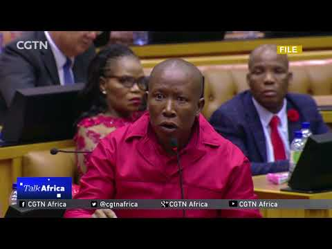 Talk Africa: Powershift in South Africa