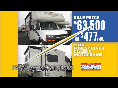 Crestview RV Superstore - Selma, TX - Offering New & Used