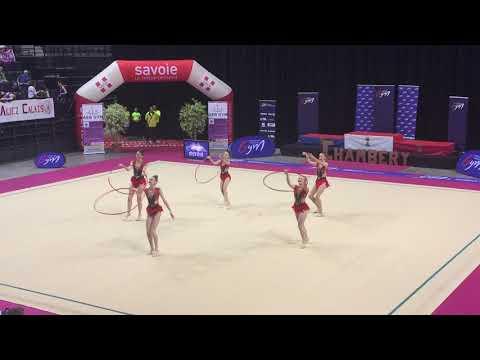 DN2 Chambéry ensemble - France Chambéry 2018